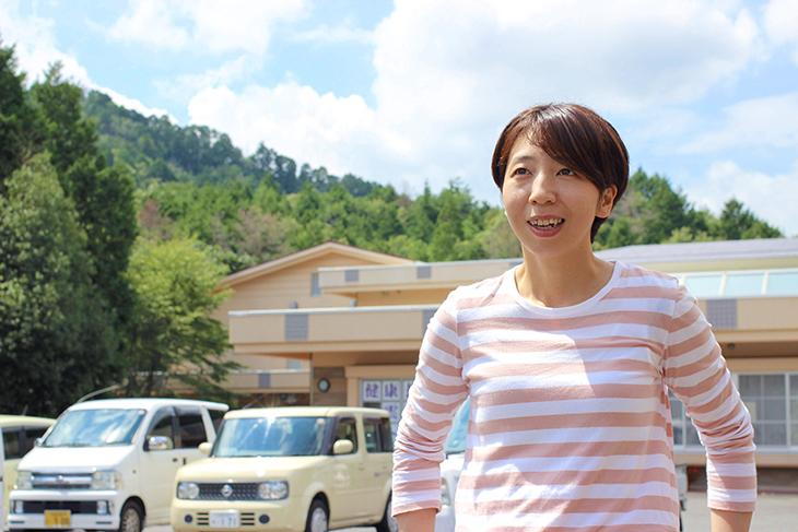 介護福祉士 平田友紀さん